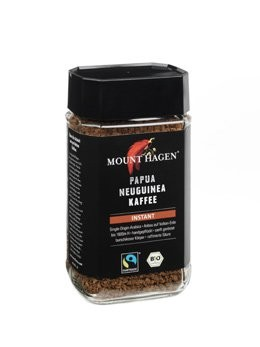 FairTrade Kaffee Instant, bio