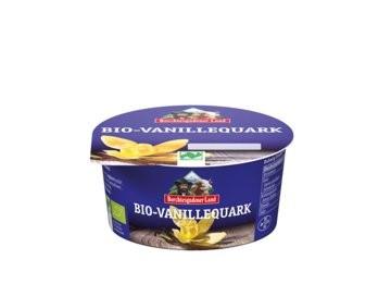 Berchtesgadener Land Bio-Fruchtquark Vanille 20,0% Fett