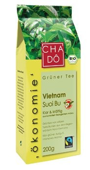 Vietnam Grüntee Suoi Bu Fairtrade