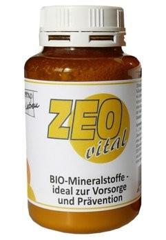 ZEO vital - Mineralstoff Kieselserde