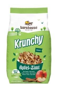 Krunchy Apfel-Zimt