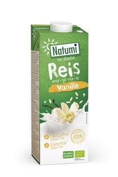 Reisdrink Vanilla, Natumi