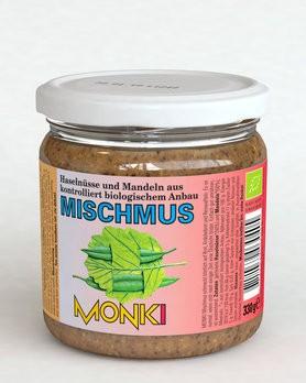 Mischmus(Mandel/Haseln.), bio Monki