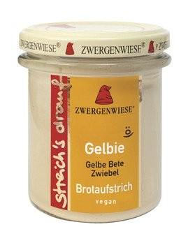 'Gelbie streich''s drauf, bio'