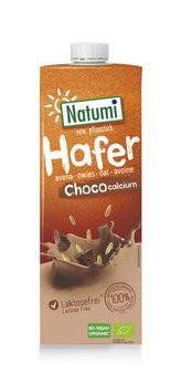 Haferdrink Schoko + Calcium, Natumi
