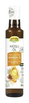 Müsli Öl Fruchtig, bio