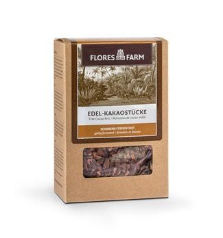 Edel Kakao Stücke (Nibs)