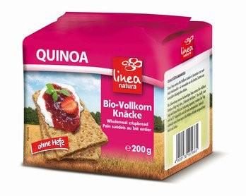 Quinoa Knäcke, bio