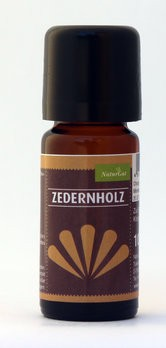 AROMARA Ätherisches Duftöl Cedernholz Cedernholzöl Zedernussöl Juniperus mex.
