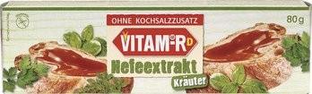 Kräuter VITAM-RD Hefeextrakt ohne Salz