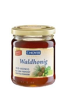 Waldhonig, bio
