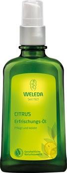 Citrus-Erfrischungsöl