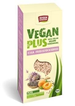 Frühstücksbrei mit Chia, Vegan Plus