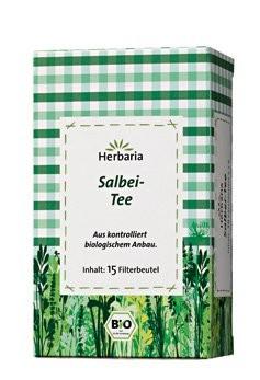 Salbei-Tee bio 15 Filterbeutel