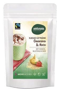 Kakao Getränk Guarana u. Maca, bio