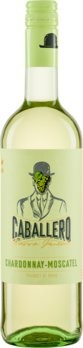 CABALLERO PARRA JIMÉNEZ Blanco Chardonnay-Moscatel DO