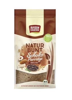 Schoko Porridge Kakao-Nuss