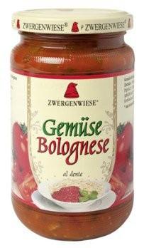 Gemüse Bolognese, bio