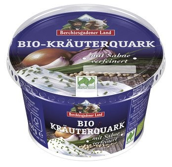 Berchtesgadener Land Bio-Kräuterquark 40,0% Fett