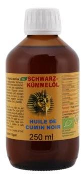 Schwarzkümmelöl, bio