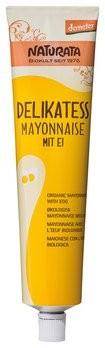 Delikatess-Mayonnaise in der Tube