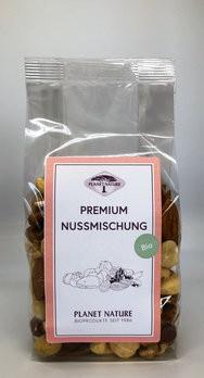 Premium Nuss Mischung, bio