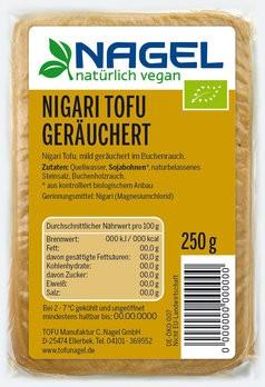 Nigari Tofu Geräuchert 250g