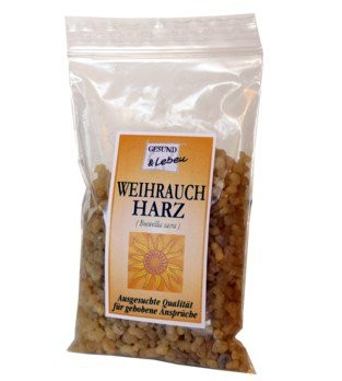 Weihrauch Harz Perlen