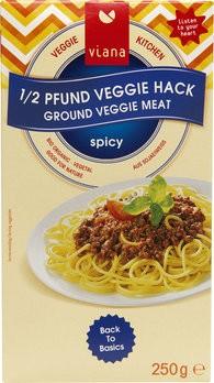 1/2 Pfund Veggie Hack