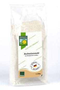 Buchweizenmehl, bio