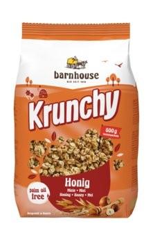 Krunchy Honig