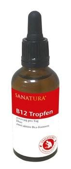 B12 Tropfen, Sanatura