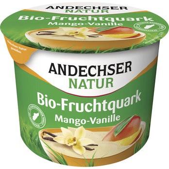 Bio Fruchtquark Mango-Vanille 20%