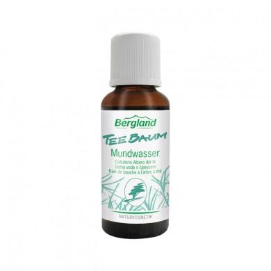 Teebaum Mundwasser, bio
