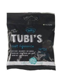 Salzige Lakritz Tubis