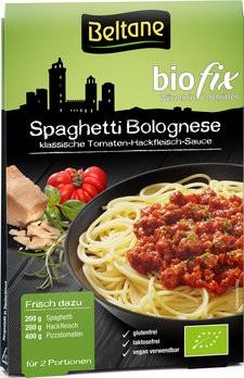 Spaghetti Bolognesse biofix