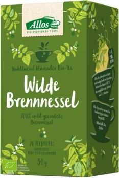 Wilde Brennessel Tee 20FB, bio
