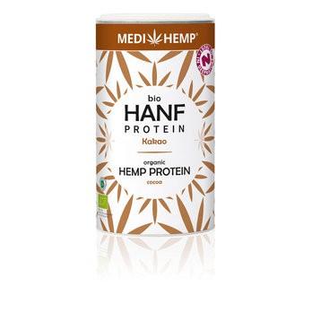 Hanfprotein Kakao, bio