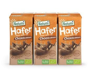 Hafer Choco + Calcium Drink, Natumi