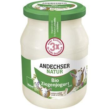 Bio Ziegenjogurt mild 3,5%