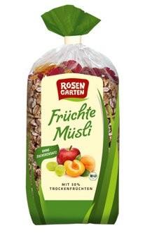 Früchte Müsli (Rosengarten)