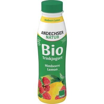 Bio Trinkjogurt Himbeere-Lemon