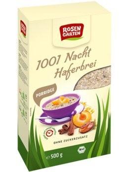 1001 Nacht Haferbrei, Porridge